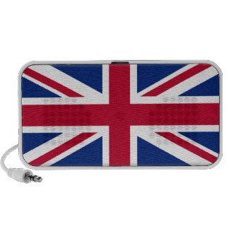 Altavoces de la bandera de Reino Unido