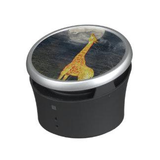 Altavoces de la jirafa y de la luna el | Bluetooth Altavoz