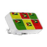 Altavoces del doodle de Guyana