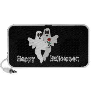 Altavoces del Doodle de los fantasmas de Halloween