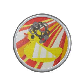 Altavoces Ducky de Bumpster del disco Altavoz