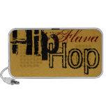 Altavoces portátiles de Hip Hop Flava