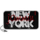 Altavoces portátiles de Nueva York Jammin