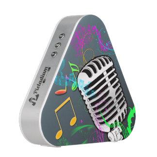 Altavoces retros de Pieladium de la música Altavoz Bluetooth