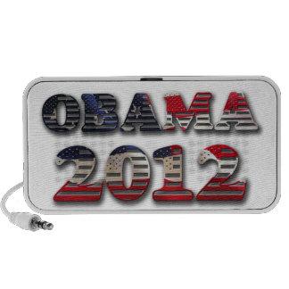 Altavoz 2012 de Obama