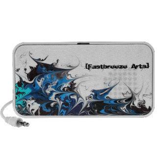 Altavoz abstracto de FastbreezeArts iPod