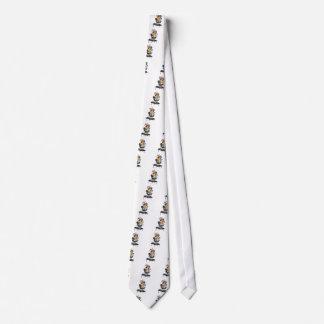 Altavoz abstracto de la música que juega el vinilo corbata personalizada