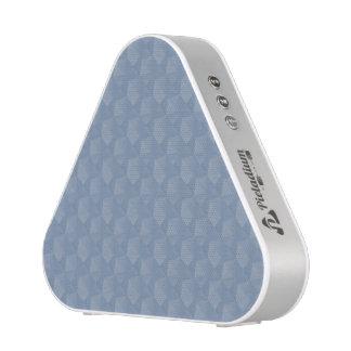 Altavoz azul de Bluetooth Pieladium de los