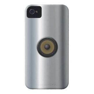 Altavoz Case-Mate iPhone 4 Fundas
