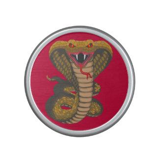 Altavoz de Bumpster de la serpiente