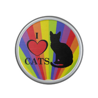 Altavoz de Bumpster de los gatos del orgullo del