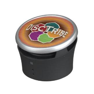 Altavoz de DiscTribe Bumpster Bluetooth con el Mic