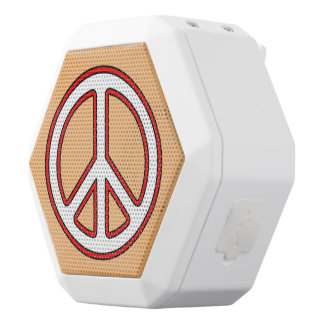 Altavoz de encargo 1 de Boombot de la paz y de la