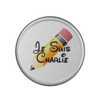 Altavoz de Je Suis Charlie Bluetooth