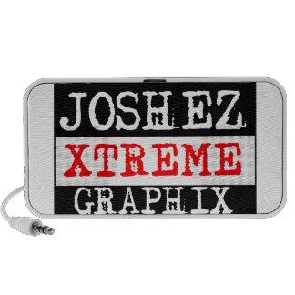 ALTAVOZ DE JOSHEZ XTREME GRAPHIX