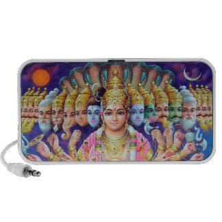 Altavoz de Krishna Vishvarupa