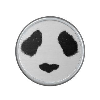 Altavoz de la cara de la panda