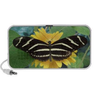 Altavoz de la mariposa