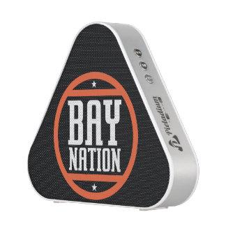 Altavoz de la nación de la bahía