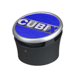 Altavoz de la radio de Cubix