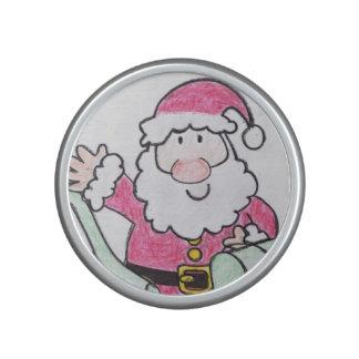 Altavoz de Papá Noel Bluetooth Bumpster