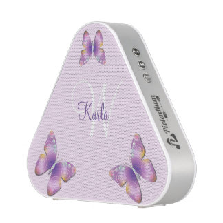 Altavoz de Pieladium de la mariposa de la fantasía