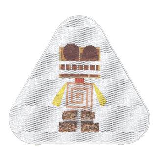 Altavoz de Pieladium del robot del chocolate