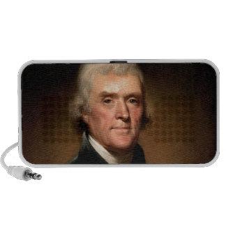 Altavoz de Thomas Jefferson