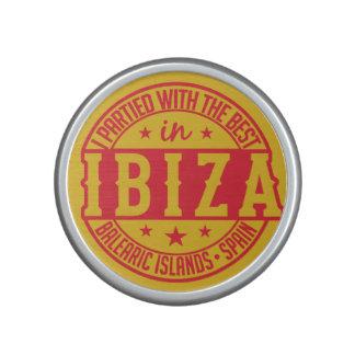 Altavoz del bluetooth de IBIZA España