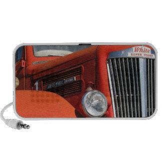 Altavoz del camión volquete del vintage
