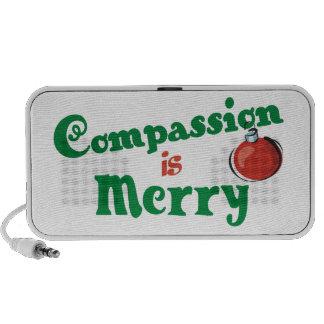 Altavoz del día de fiesta de la compasión del vega
