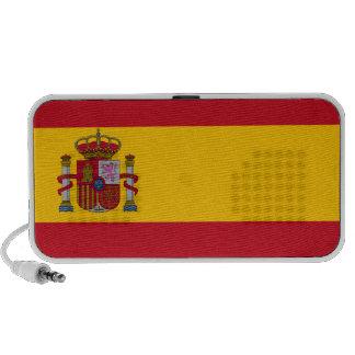 Altavoz del Doodle de la bandera de España