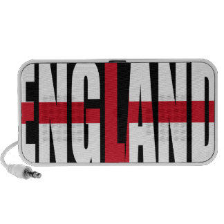 Altavoz del Doodle de la bandera de Inglaterra