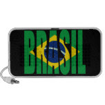 Altavoz del Doodle de la bandera del Brasil