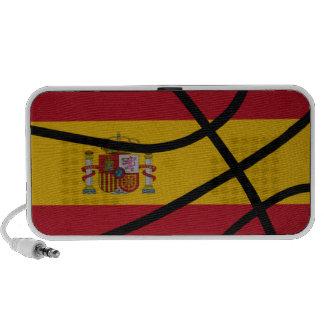 Altavoz del Doodle del baloncesto de España