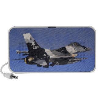 Altavoz del Doodle F-16