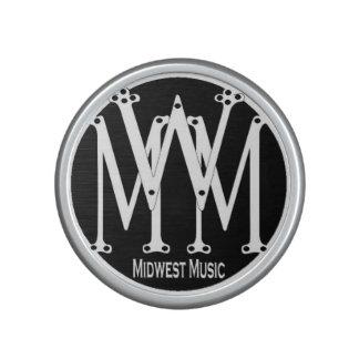 Altavoz del logotipo de MwM mini