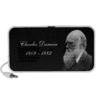 Altavoz del retrato de Darwin