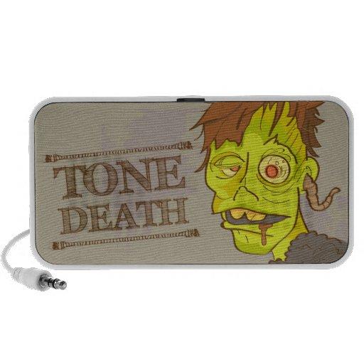 Altavoz del zombi de la muerte del tono