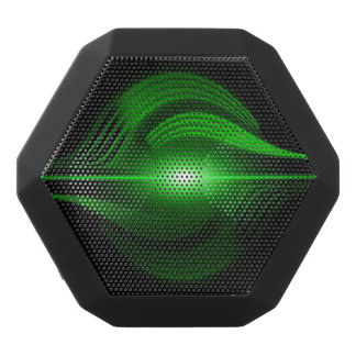 Altavoz extranjero verde y negro de Boombox Rex
