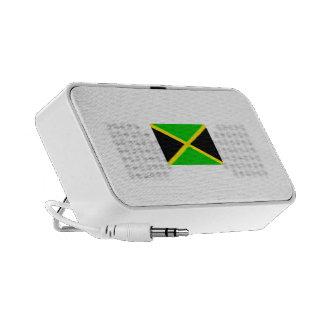 Altavoz jamaicano de la bandera