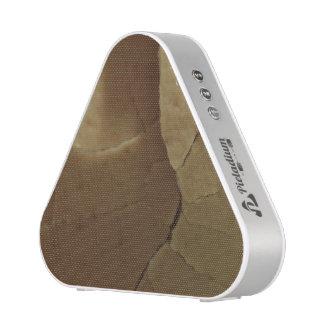 Altavoz portátil de Bluetooth del huevo agrietado