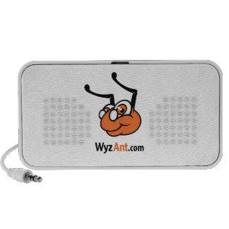 altavoz portátil de WyzAnt.com