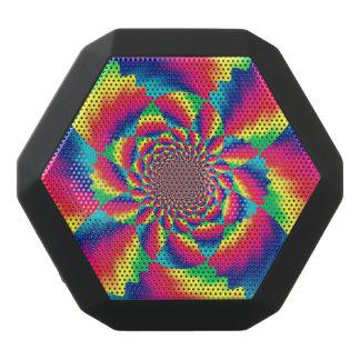 Altavoz psicodélico colorido de REX del modelo del