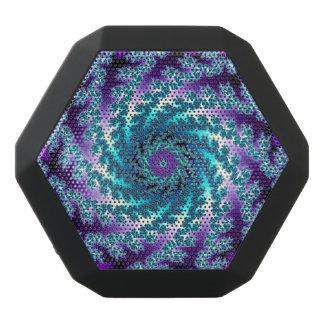 Altavoz púrpura de Bluetooth del remolino del