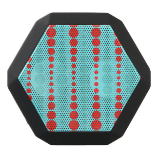 Altavoz retro de REX de Boombot de los puntos del Altavoces Bluetooth Negros Boombot REX