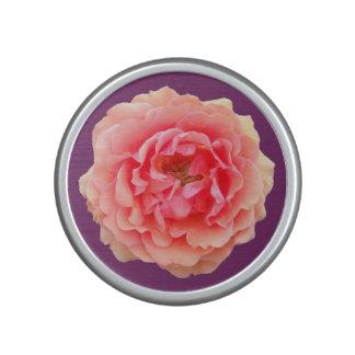 Altavoz rosado de Bumpster
