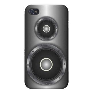 Altavoz tec_02 por el rafi talby iPhone 4/4S carcasa
