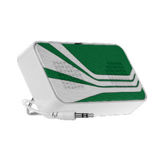 Altavoz (verde) del Doodle de la anafase