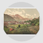 Altdorf, Bavaria, Germany vintage Photochrom Stickers